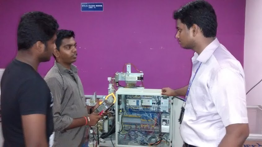 embedded systems training in chennai